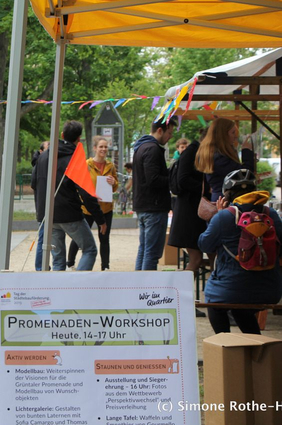 Promenadenworkshop